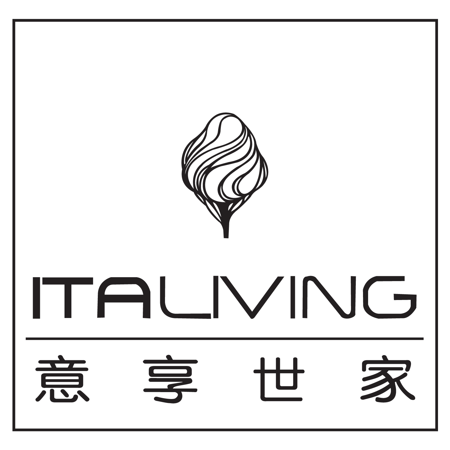 Italiving Website Logo